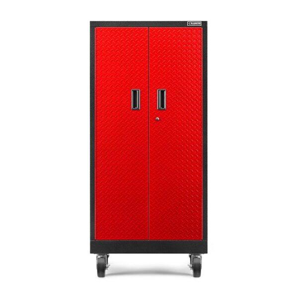 Armadio rosso Garage Mania GATB302DDR