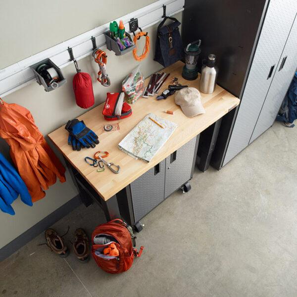 Piano in legno GAAC28HWGX per piano di lavoro