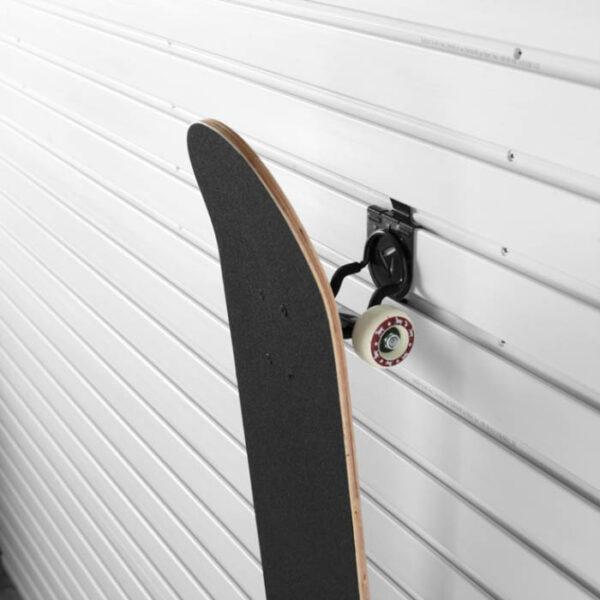 GANCIO A MESTOLO SINGOLO porta skateboard