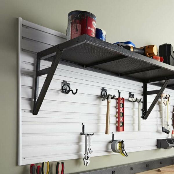 GAWUXXSCRH arredamento garage GANCIO A MESTOLO Garage Mania
