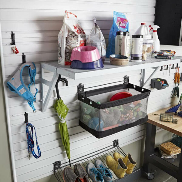 Garage Mania GANCIO ANELLO PER PICCOLI OGGETTI arredamento garage