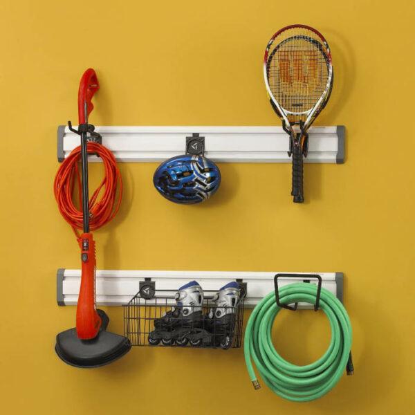 Kit accessori base GAWA18SKRH Garage Mania per parete attrezzata