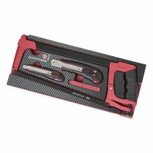 Assortimento modulabile di utensili da taglio 20 pezzi - Garage Mania 4903.23