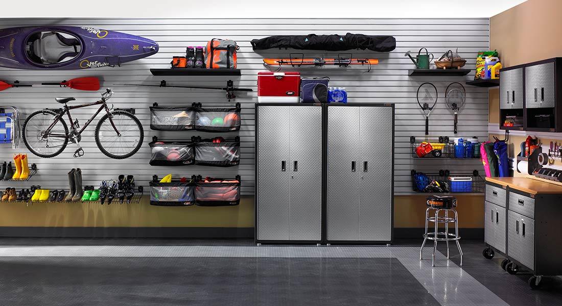 Scopri Come realizzare la tua palestra in garage con i consigli di Garage Mania